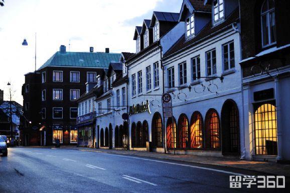 丹麦留学申请的详细情况