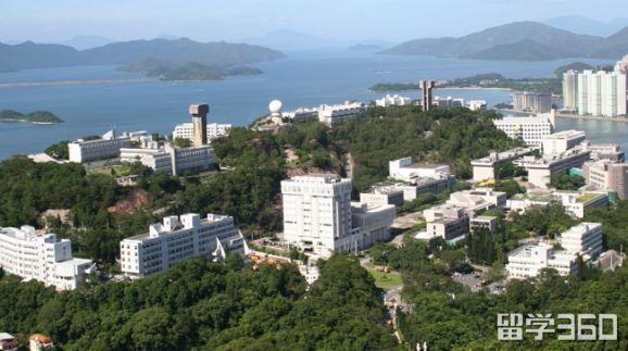 香港留学:香港理工大学详细专业列表