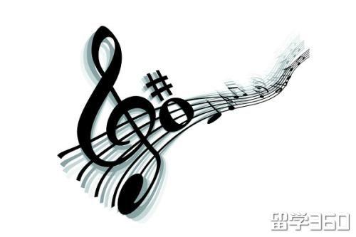 美国留学音乐专业