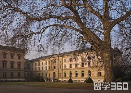瑞士公立名校――日内瓦大学