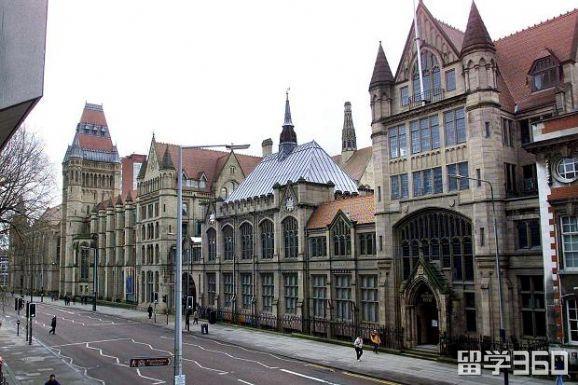 2018年曼彻斯特大学法学院