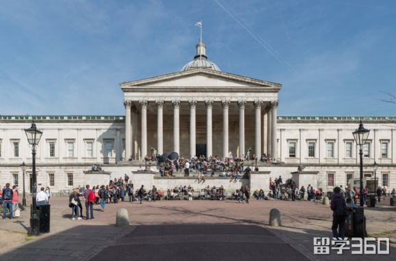 2018年伦敦大学学院财政状况