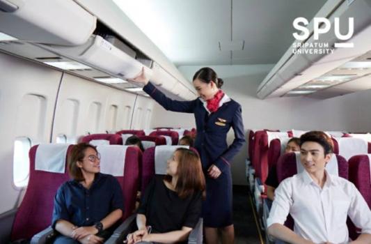 梦想从此起飞――斯巴顿大学航空业务管理专业简介