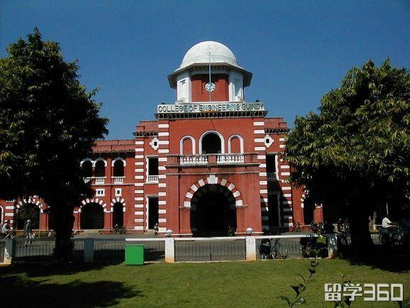 印度安那大学