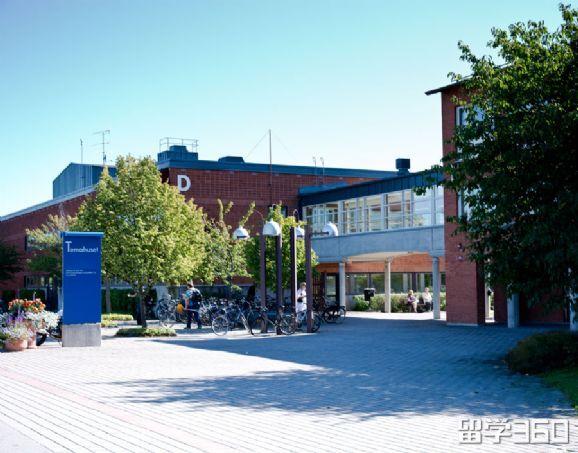 目标明确,恭喜许同学获得瑞典林雪平大学录取!