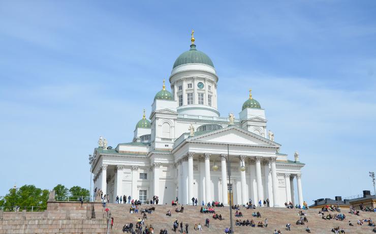 没有让学生失望,芬兰赫尔辛基大学成功申请!
