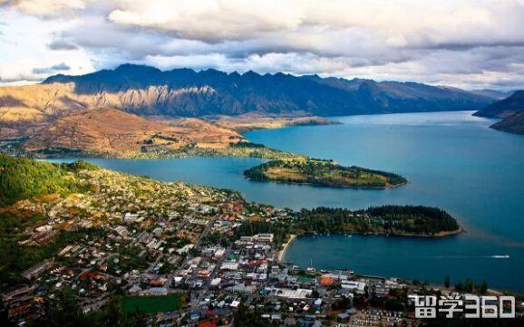 新西兰留学选择哪个城市?新西兰七大城市一一为你解读