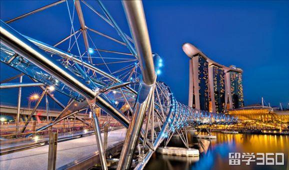 立思辰留学360谢易庭老师:高中留学新加坡,留学优势及方案你知道多少?