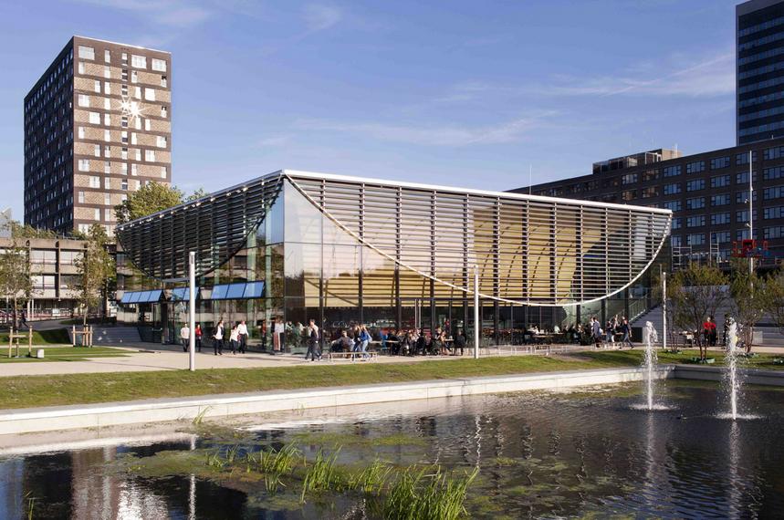 欧洲顶尖大学―鹿特丹伊拉斯姆斯大学介绍