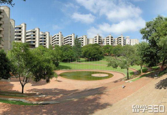 南非约翰内斯堡大学