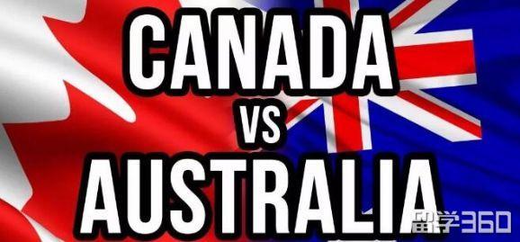 为什么选择移民澳大利亚?移民澳洲还是加拿大全方位对比!