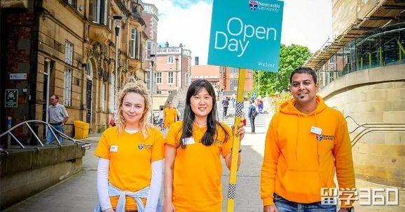 英国大学1月开放日列表