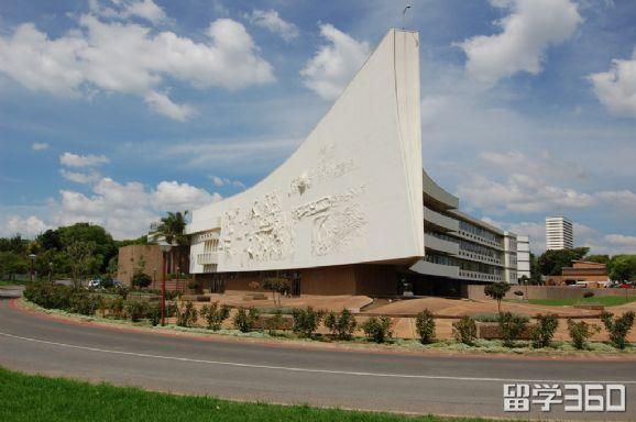 南非比勒陀利亚大学