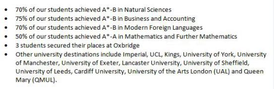 英国优质中学——牛津督导学院