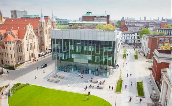 享誉国际的顶尖综合性大学――曼彻斯特大学