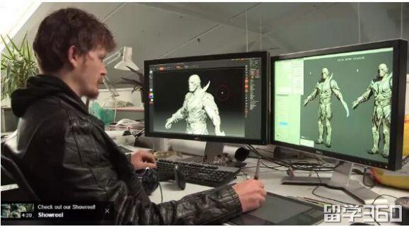 新西兰最酷炫的专业3D动画,好找工作,容易移民......