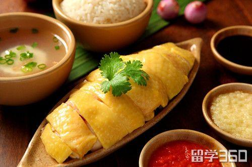 新加坡从早上开始就是满满的都是美食诱惑~