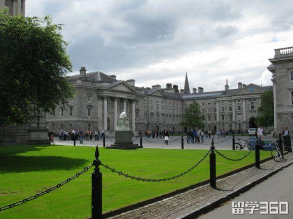 爱尔兰都柏林国际预科学院申请要求