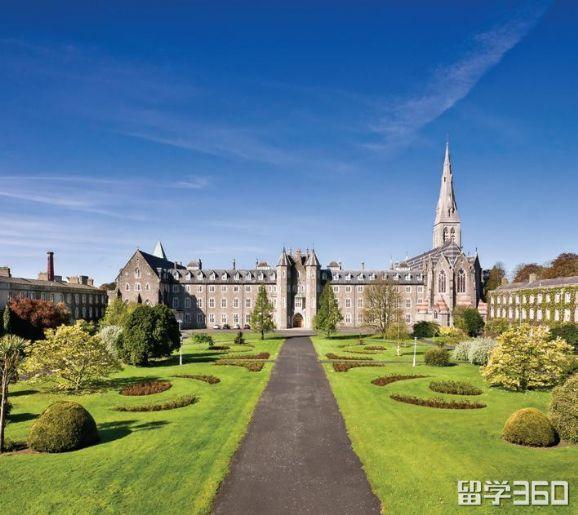 爱尔兰梅努斯大学――爱尔兰第二古老的大学