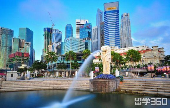 新加坡独特的优势