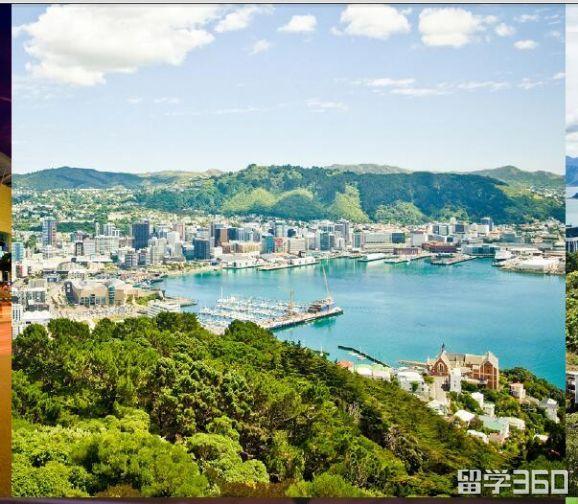 新西兰留学选择惠灵顿――你好!欢迎来到惠灵顿!