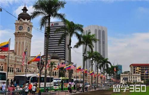 如何去马来西亚留学