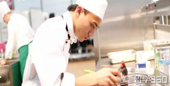 新西兰留学哪个专业好就业之西厨专业