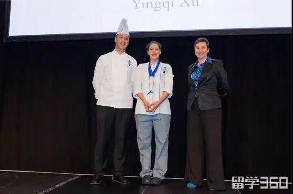 新西兰留学:法国蓝带烹饪学院上课和作品成果展示