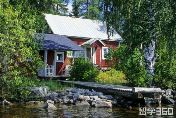 芬兰家庭签证