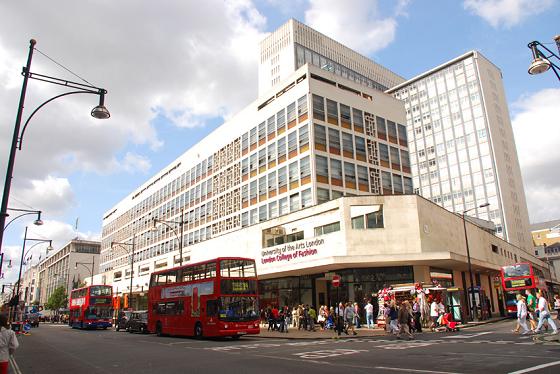 世界顶尖的艺术院校――伦敦艺术大学