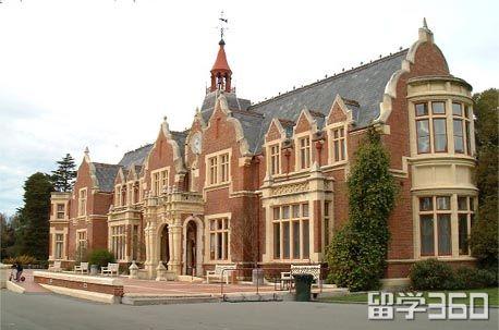林肯大学学校位置