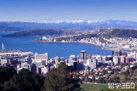 新西兰留学高中多少钱