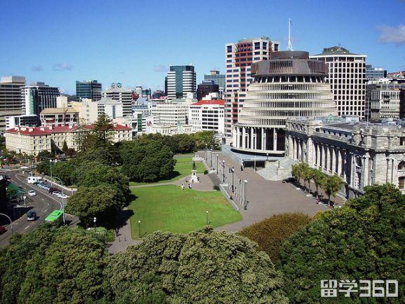新西兰维多利亚大学学生公寓