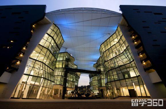 新加坡拉萨尔艺术大学都有哪些专业