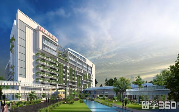 新加坡建筑学院专业