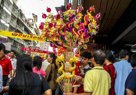新春将至!春节游泰国,年味十足。