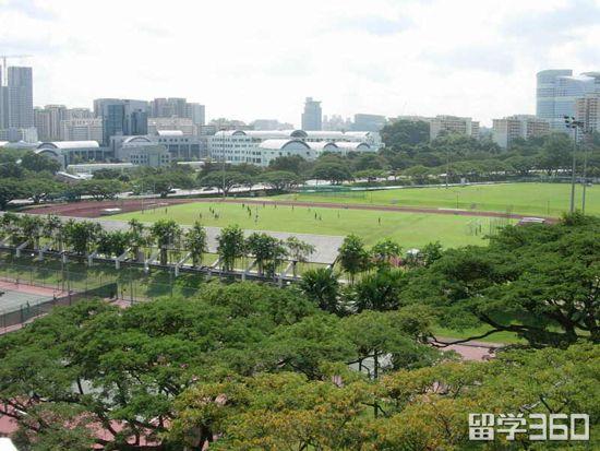 新加坡国立大学留学