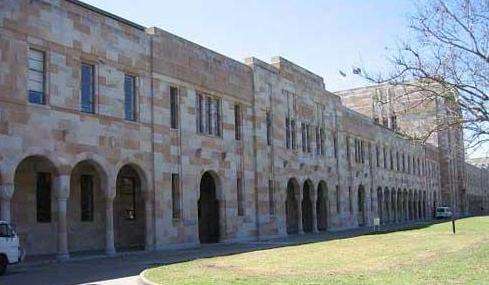 昆士兰大学有景观建筑专业吗