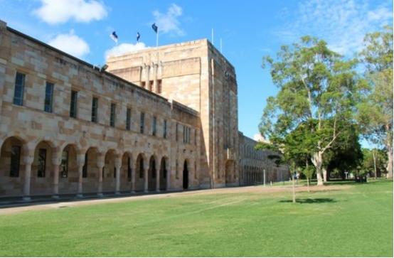 昆士兰大学电子工程专业