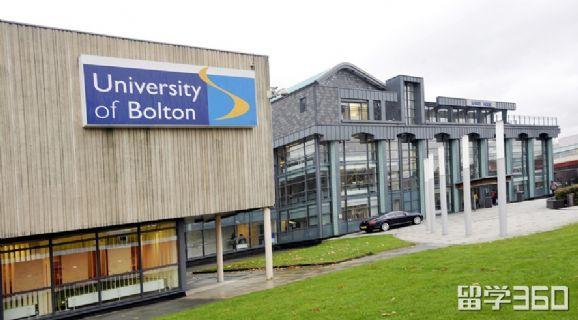 英国波尔顿大学排名