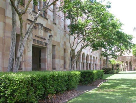 澳洲昆士兰大学宿舍费用