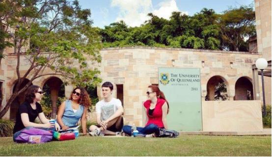 昆士兰大学读研语言班