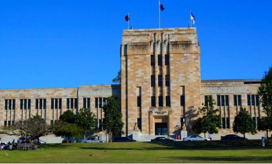 昆士兰大学寄宿家庭