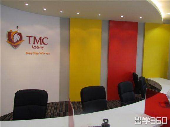 新加坡tmc地理位置
