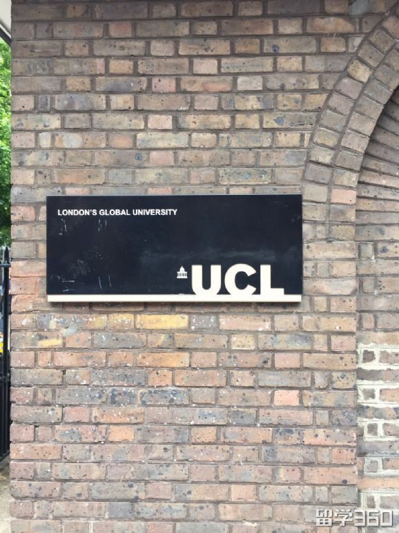 UCL硕士预科雅思要求