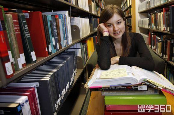 怎么考美国大学