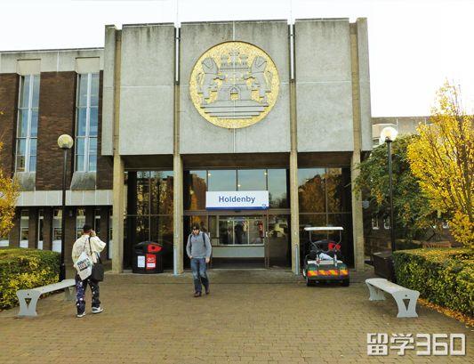 北安普顿大学地址