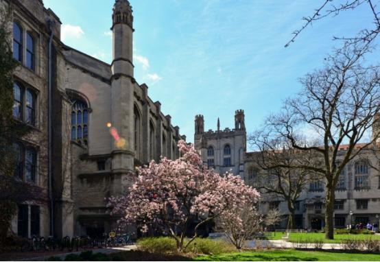 芝加哥大学全额奖学金