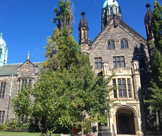 多伦多大学住宿