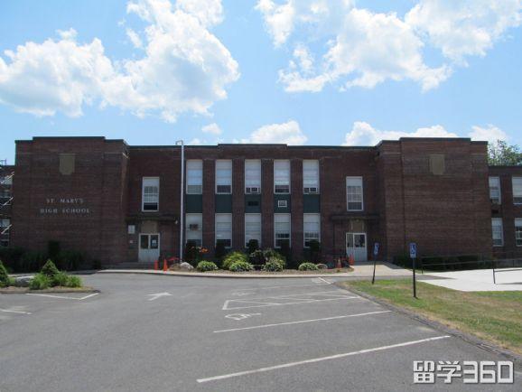 美国圣玛丽高中
